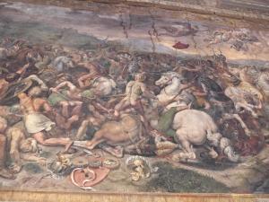 Hall of Constantine - Raphael Rooms