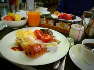 London_hommikusöök